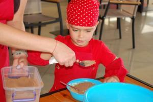 Детский мастер-класс по приготовлению маффинов